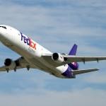 Ein Frachtflugzeug MD-11 von FedEx (Foto: Alan Radecki)