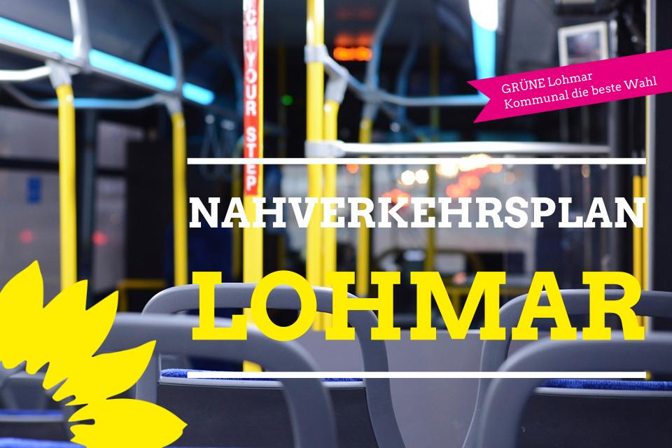 Wort gehalten: Neuer Nahverkehrsplan für Lohmar