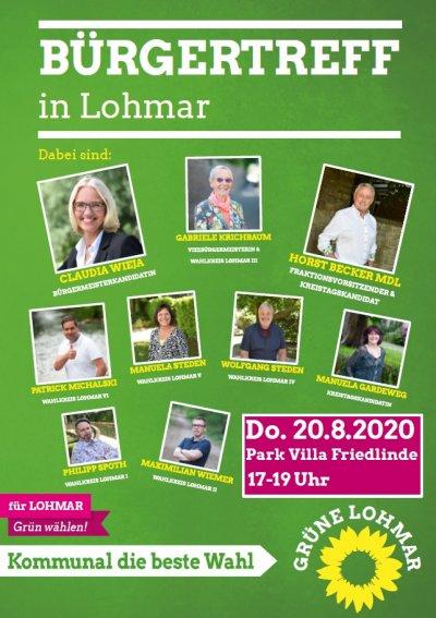 Kommunalwahl Lohmar