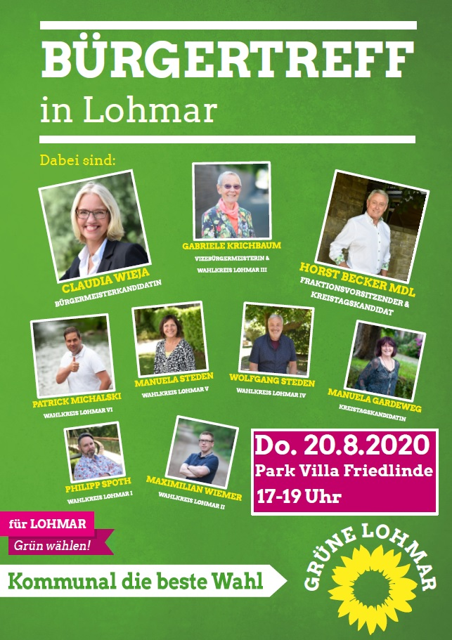 BürgerInnenTreff in Lohmar