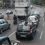 Google Street View Fahrzeug (Foto: Axel Mauruszat)