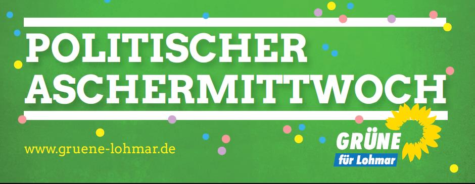 15. traditioneller POLITISCHER ASCHERMITTWOCH mit Horst Becker MdL