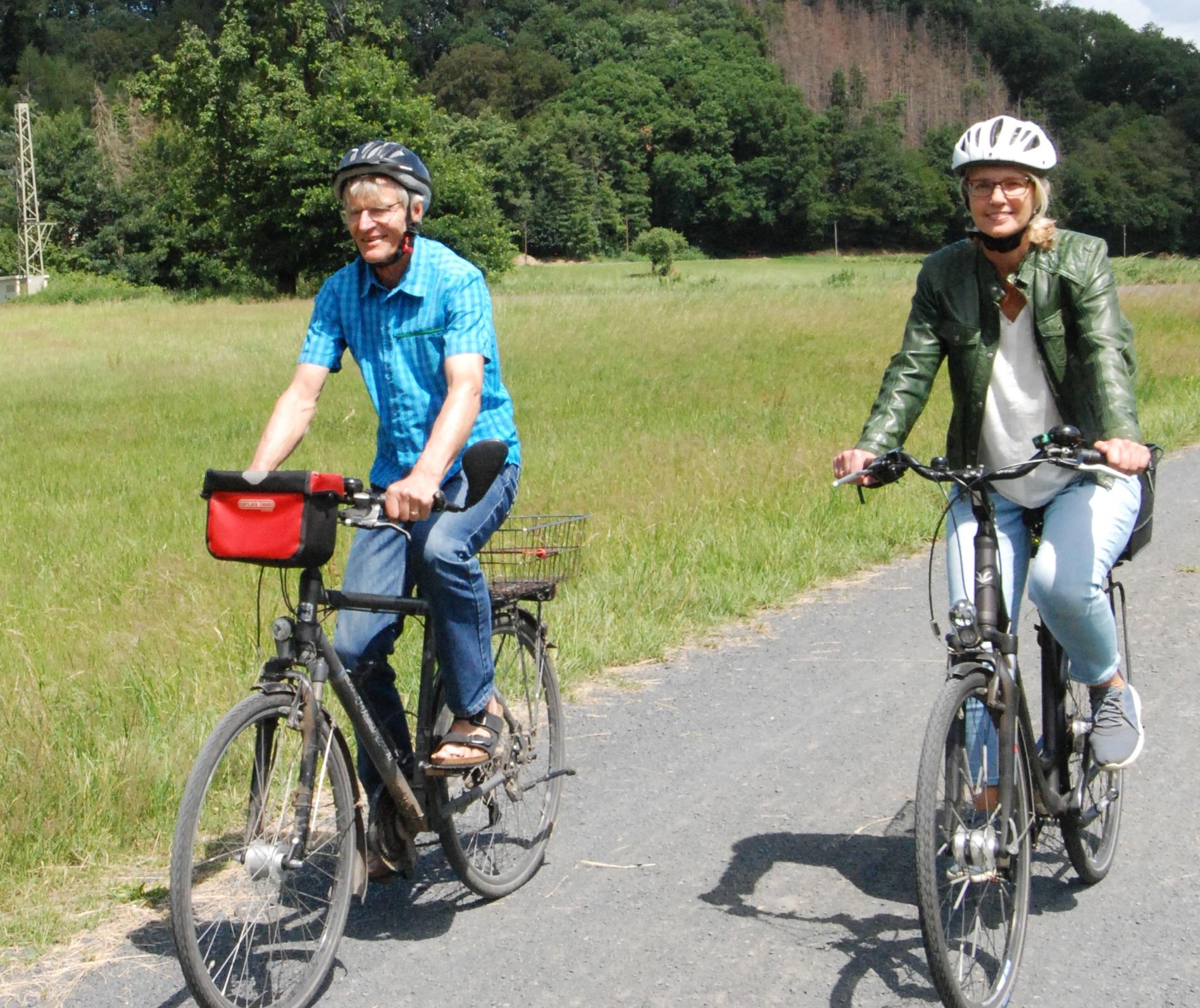 Fahrradfreundliche Stadt Lohmar