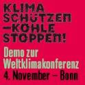 Weltklimakonferenz in Bonn: Klima schützen-Kohle stoppen